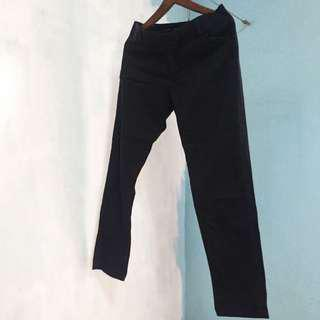 Juana Black Trousers