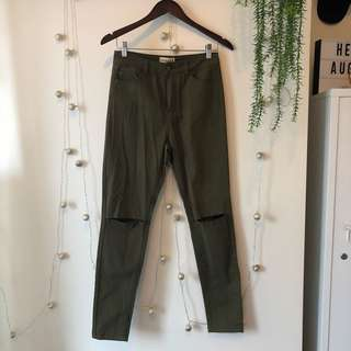 ghanda // jeans