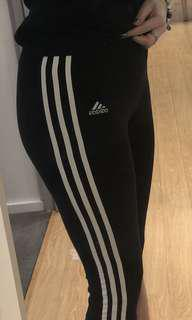 Adidas tights (size 8)