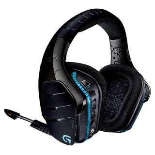 🚚 (OFFER) Logitech G933 Artemis Spectrum RGB 7.1 Surround Sound Gaming Headset - Black