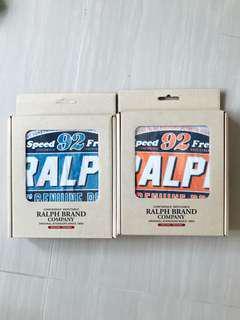 Ralph Brand 92 Cloth