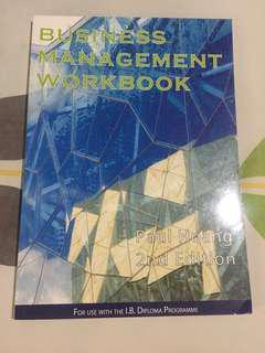 Business Management Workbook Paul Hoang 2nd Edition