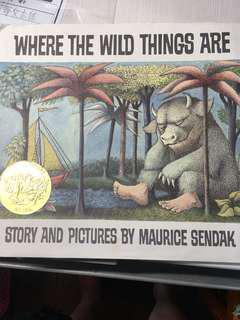 🚚 野獸國 經典英文童書