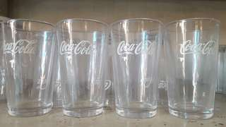 Coca - Cola Glass ( colectors item )