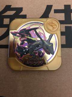 Pokemon Tretta Gold Rayquaza U1