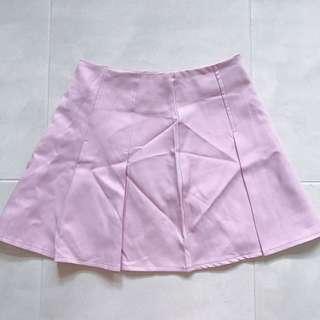 Pink Tennis Skirt