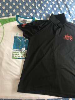 馬拉松港鐵競步賽運動衫