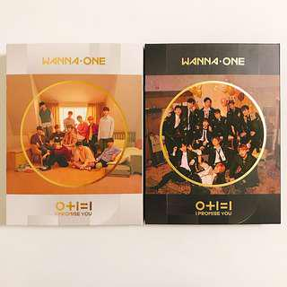 [WTS] Wanna One - I Promise You Albums