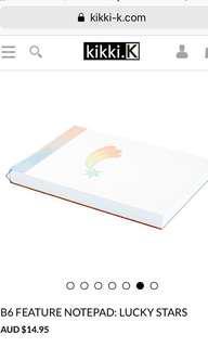 New Kikki.k Notepad