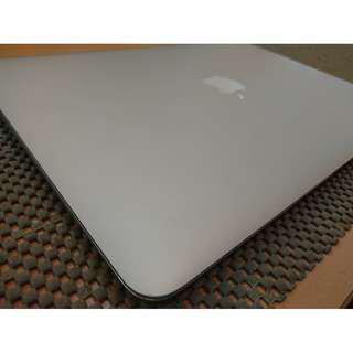 優質低價MAC Apple MacBook Air 6,2 2013年中 13吋 i7 1.7G A1466