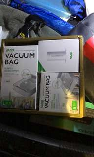 Vago package with bags