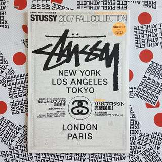 STUSSY 2007 Fall Collection Book
