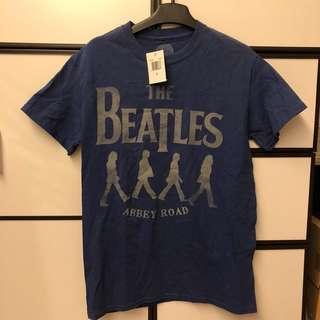NEW Beatles tee t-shirt