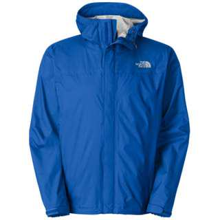 The North Face Blue Waterproof Jacket