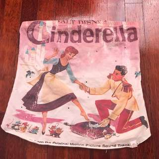 Walt Disney Cinderella Tube