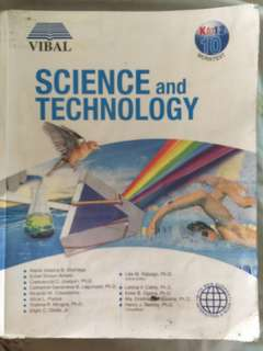 science and technology for grade 10