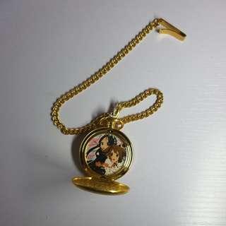K-On Pocket Watch