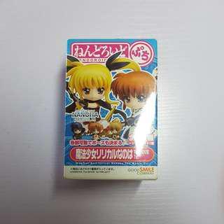 Nanoha The Movie 1st Mini Nendroid