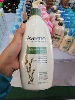 Dove, Aveeno, Olay, Cetaphil (Lotion/Shampoo/Conditioner)