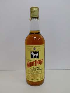 70年代 White Horse Whisky
