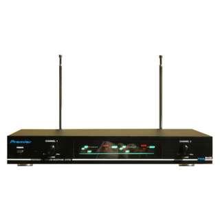 Premier Wireless Microphone System PWM 801B