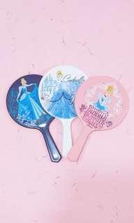 🔛廸士尼 韓國直送 Disney 灰姑娘 隨身便攜鏡 棒棒鏡