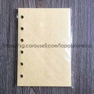 ✅ INSTOCK ✅ A7 Journal Refill, Planner Inserts for CRAFT PAPER