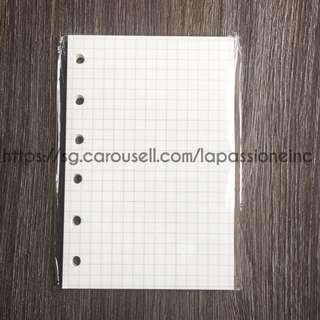 ✅ INSTOCK ✅ A7 Journal Refill, Planner Inserts for GRID 📓📓