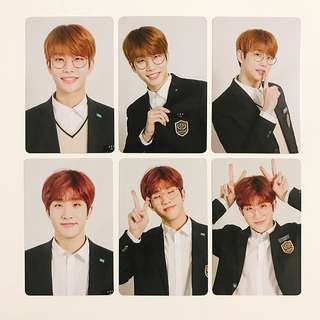 [WTS] ASTRO - 2nd AAF Photocards Set