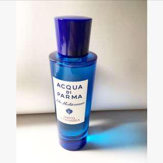 Acqua di Parma 藍色地中海系列 Blue Mediterraneo - Mirto di Panarea 加州桂 香水
