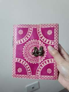 India Leather Notebooks