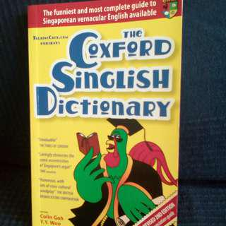 The Coxford Singlish Dictionary