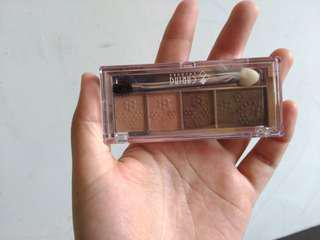 Eye shadow caring colour no 05 happily ever after