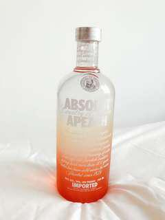 ABSOLUT APEACH 1.0L