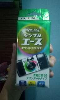 Kamera Fujifilm Disposible Iso 400 Japan