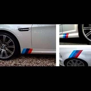 🚚 BMW M Decal Sticker