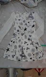 🚚 長袖洋裝