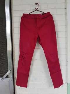 High waiste pants