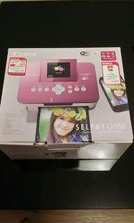 Canon Selphy CP910 pink