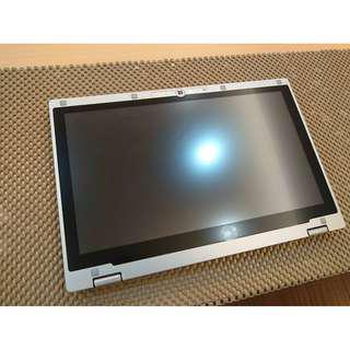 Panasonic TOUGHBOOK CF-AX2 日本製 變形平板 筆電 雙電池 MIJ