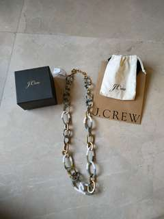 Kalung/ necklace J crew new