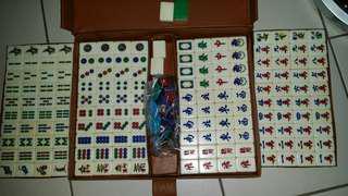 Mahjong Tiles Set