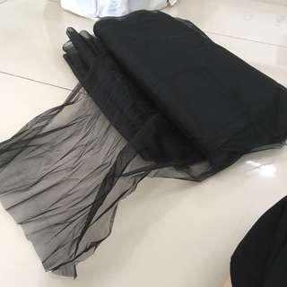 Netting material