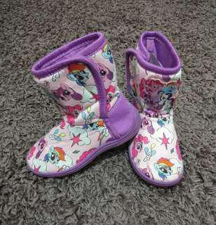 My Little Pony Boots