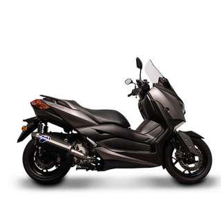 Termignoni Exhaust for Yamaha Xmax 300 (LTA Approved)