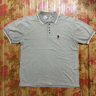 90s NIKE FIELD Polo Tshirt
