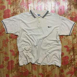 NIKE Ringer Polo Tshirt