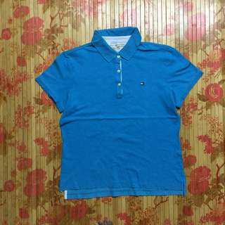 TOMMY HILFIGER Ladies Polo Tshirt