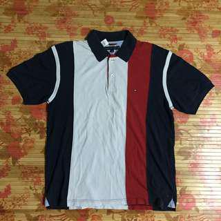 90s TOMMY HILFIGER Polo Tshirt