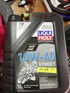 Liqui Molly 10w - 40